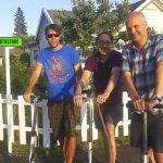 Sommersalg av sparkesykkel