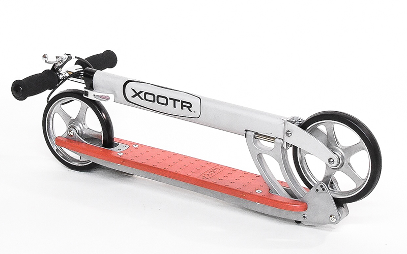Xootr DASH – Ny sparkesykkel fra Xootr High End Sparkesykler